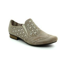 Rieker Comfort Shoes - Gold - 51952-90 NEWBRO
