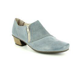Rieker Shoe Boots - Denim blue - 53861-12 MIROTTI