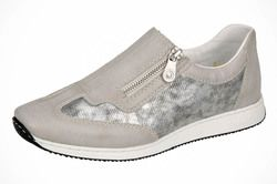 Rieker Trainers - Light taupe multi - 56061-80 BRUNODEE