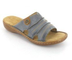 Rieker Sandals - Denim blue - 60876-12 REGIZIG