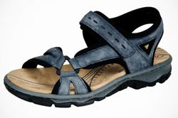 Rieker Walking Sandals - Denim blue - 68879-14 BARRIER