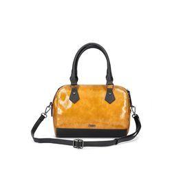 Rieker Handbags - Yellow Black - H1321-68 HONEY GRAB