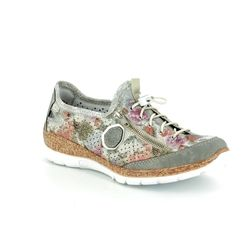 Rieker Trainers - Floral print - N42V1-40 EMPIRE