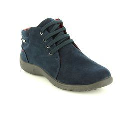 Rohde Walking Boots - Navy - 2809/56 SYMPATEX