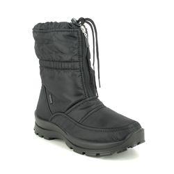 Romika Westland Ankle Boots - Black - 18818/76 100 GRENOBLE ALASKA