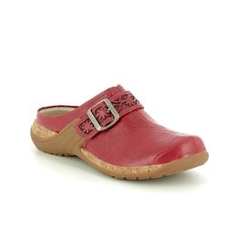 Romika Slippers & Mules - Red - 10182/40450 MILLA  122 MULE