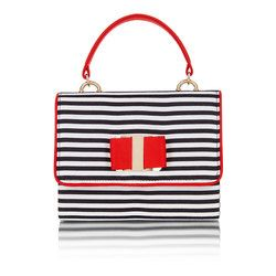 Ruby Shoo Occasion Handbags - Black-red combi - 50133/35 CASABLANCA JUN