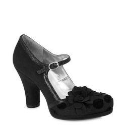Ruby Shoo Heeled Shoes - Black - 09146/30 HANNAH