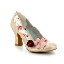 Ruby Shoo Heeled Shoes - Rose - 09184/60 VIOLA