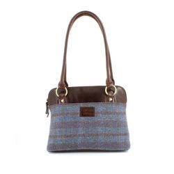 Shetland Tweed Handbags - Tweed - 5030/82 SHOULDER