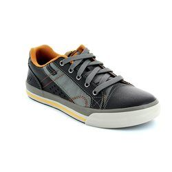 Skechers Boys Shoes - Black - 93800/30 B DIAMONDBACK