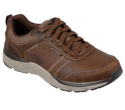 Skechers Casual Shoes - Brown - 66293 SENTINAL LUNDER