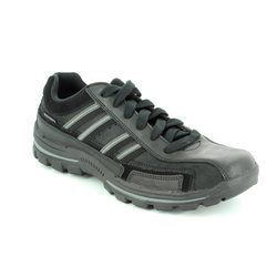 Skechers Casual Shoes - Black - 64624/017 BRAVER GONSOR