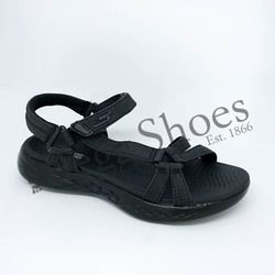 Skechers Walking Sandals - Black - 15316/007 BRILLIANCY