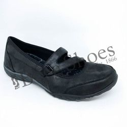 Skechers Mary Jane Shoes - Black - 23209/017 CALMLY