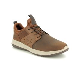 Skechers Casual Shoes - Brown - 65870 DELSON AXTON