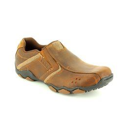 Skechers Casual Shoes - Brown - 64680/204 DIAMETER VALEN
