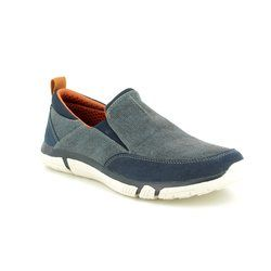 Skechers Casual Shoes - Navy - 65472/417 EDMEN BRONTE