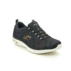 Skechers Trainers - Black - 149271 EMPIRE GRACE RELAXED