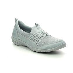 Skechers Trainers - Light Grey - 23120 EMPRESS WIDE AWAKE