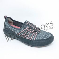 Skechers Trainers - Charcoal - 23155/876 ETERNAL BLISS