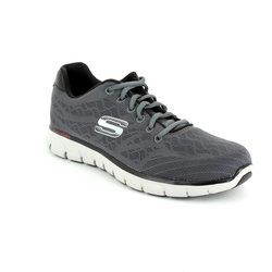 Skechers Trainers - Grey - 51524/00 FINE TUNE MF