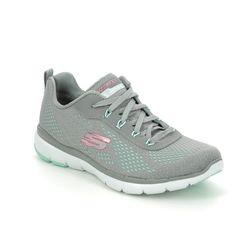 Skechers Trainers - Grey - 88888350 FLEX APPEAL 3.0