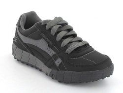 Skechers Boys Shoes - Black - 91634/43 FLOATER 91634