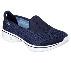Skechers Trainers - Navy - 14145/770 GO WALK 4