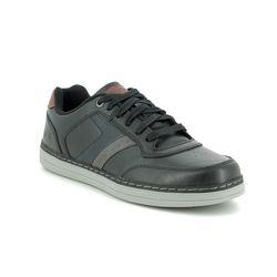 Skechers Casual Shoes - Black - 66413 HESTON