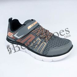 Skechers Boys Trainers - Charcoal grey - 97456/213 HIGH TORQUE