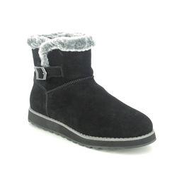Skechers Boots - Ankle - Black - 44620 KEEPSAKES 2.0