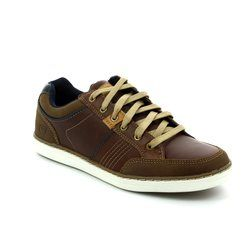 Skechers Casual Shoes - Brown - 64919/639 LANSON ROMETO