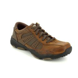 Skechers Casual Shoes - Brown - 64833 LARSON NERICK