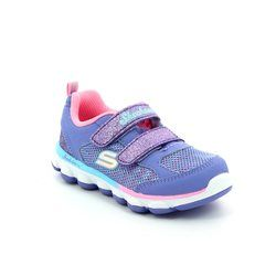 Skechers Girls 1st Shoes & Prewalkers - Pink multi - 82113/580 LIL JUMPERS