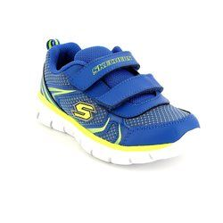 Skechers 1st Shoes & Prewalkers - Blue - 95091/70 MINI SPRINT