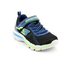 Skechers Boys Shoes - Navy-Blue - 95342/20 NITRATE BRIO