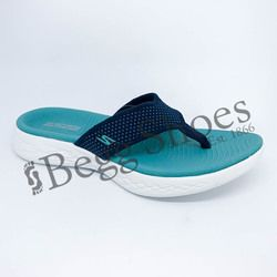 Skechers Sandals - Navy-Turquoise - 15300/683 ON THE GO 600