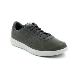 Skechers Trainers & Canvas - Charcoal - 53775/917 ON THE GO GLIDE