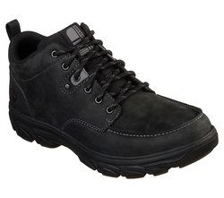 Skechers Boots - Black - 65585 RESMENT