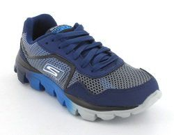Skechers Boys Shoes - Navy-Blue - 95672/27 RIDE SUP GO RU 95672