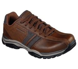 Skechers Casual Shoes - Brown - 210056 ROVATO ENDRO