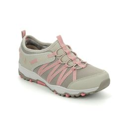 Skechers Trainers - Taupe - 158049 SEAGER HIKER