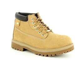 Skechers Boots - Wheat - 04442 SERGEANTS VERDICT