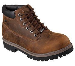 Skechers Boots - Dark brown - 04442 SERGEANTS VERDICT