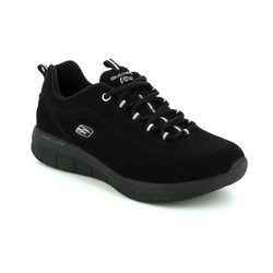 Skechers Trainers & Canvas - Black - 12364/007 SIDE STEP
