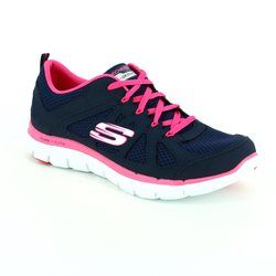 Skechers Trainers - Navy - 12761/784 SIMPLISTIC