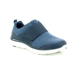 Skechers Trainers - Navy - 12898/417 STEP FORWARD