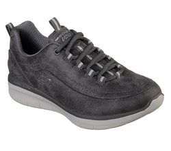 Skechers Trainers - Charcoal - 12934 SYNERGY 2.0