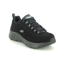 Skechers Trainers - Black - 149147 SYNERGY ARCH